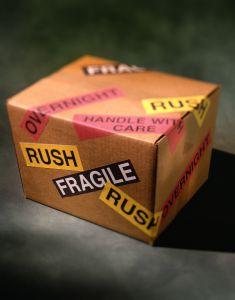 empresas de transporte de paqueteria